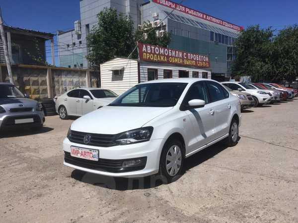 Volkswagen Polo, 2018 год, 729 000 руб.