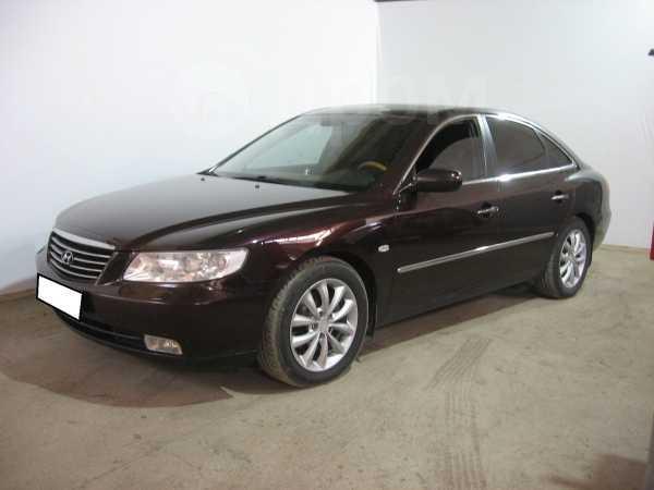 Hyundai Grandeur, 2007 год, 418 000 руб.
