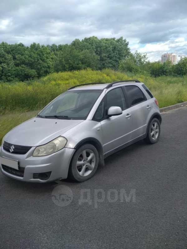 Suzuki SX4, 2008 год, 240 000 руб.