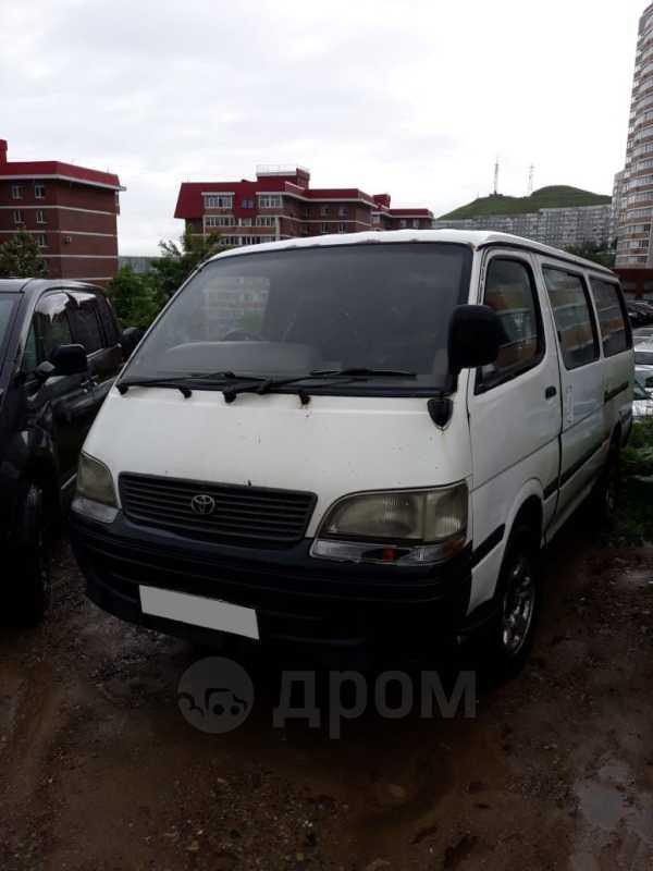 Toyota Hiace, 1997 год, 180 000 руб.