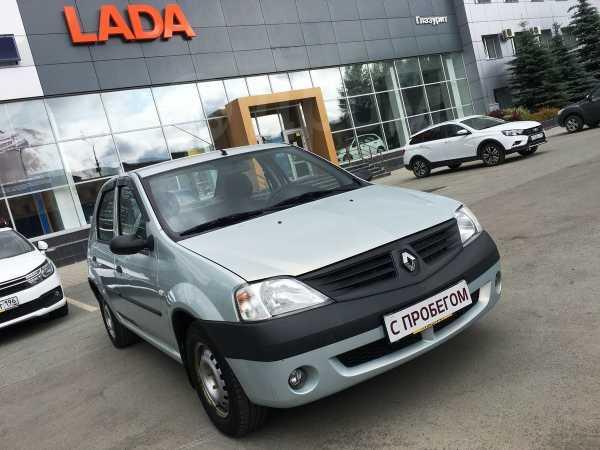 Renault Logan, 2007 год, 229 000 руб.