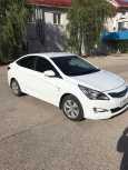 Hyundai Solaris, 2015 год, 415 000 руб.