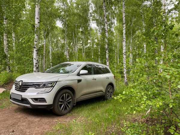 Renault Koleos, 2018 год, 1 789 990 руб.