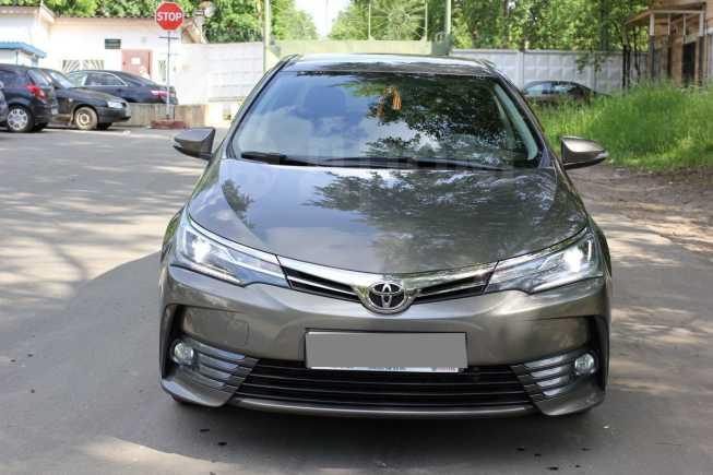 Toyota Corolla, 2018 год, 995 000 руб.
