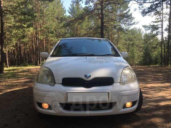 Toyota Vitz, 2003 год, 270 000 руб.