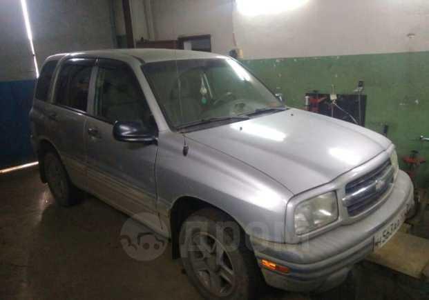 Chevrolet Tracker, 2001 год, 260 000 руб.