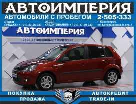 Красноярск Ford Fiesta 2006