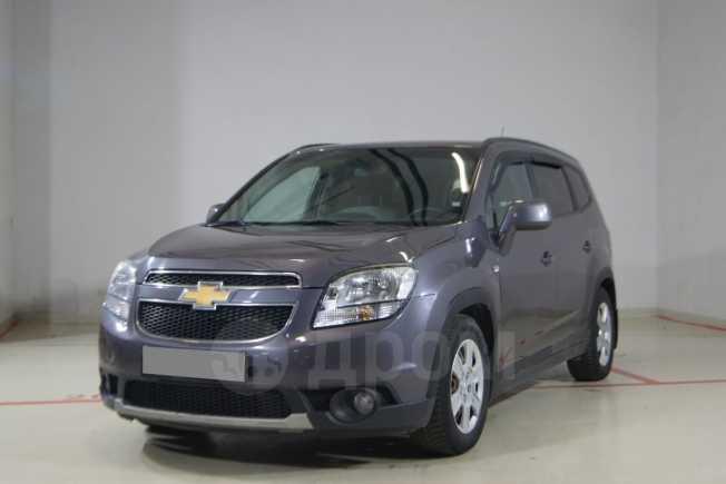 Chevrolet Orlando, 2013 год, 605 000 руб.