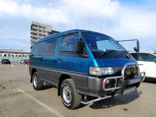 Mitsubishi Delica, 1996 год, 603 000 руб.