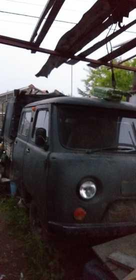 Магадан Буханка 2002