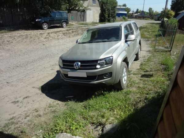 Volkswagen Amarok, 2012 год, 1 500 000 руб.