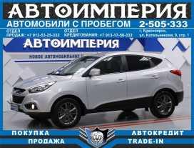 Красноярск Hyundai ix35 2014