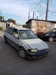Ачинск Civic 1987