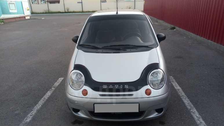 Daewoo Matiz, 2010 год, 170 000 руб.