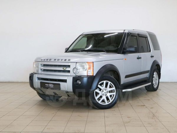 Land Rover Discovery, 2007 год, 569 000 руб.