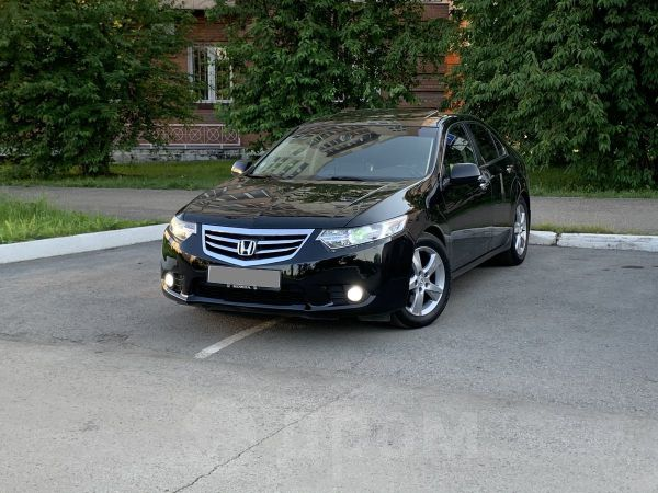 Honda Accord, 2011 год, 810 000 руб.
