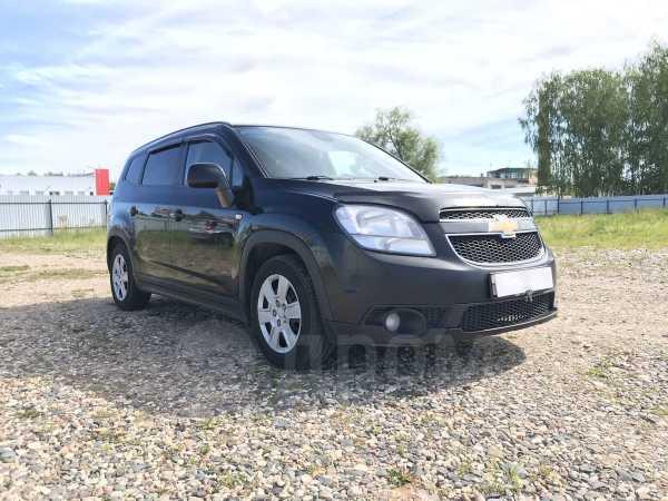 Chevrolet Orlando, 2013 год, 515 000 руб.