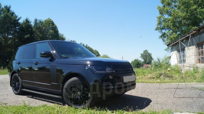 Land Rover Range Rover, 2015 год, 4 500 000 руб.