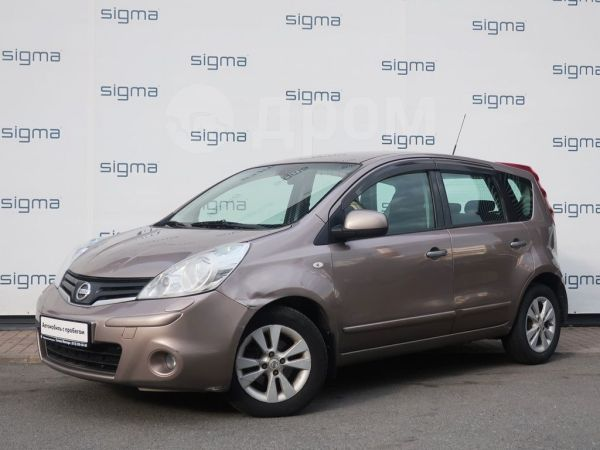 Nissan Note, 2010 год, 378 400 руб.