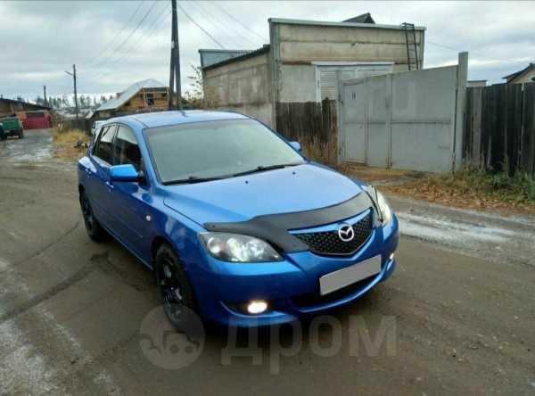 Mazda Mazda3, 2006 год, 364 500 руб.