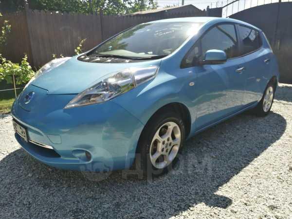 Nissan Leaf, 2011 год, 389 000 руб.