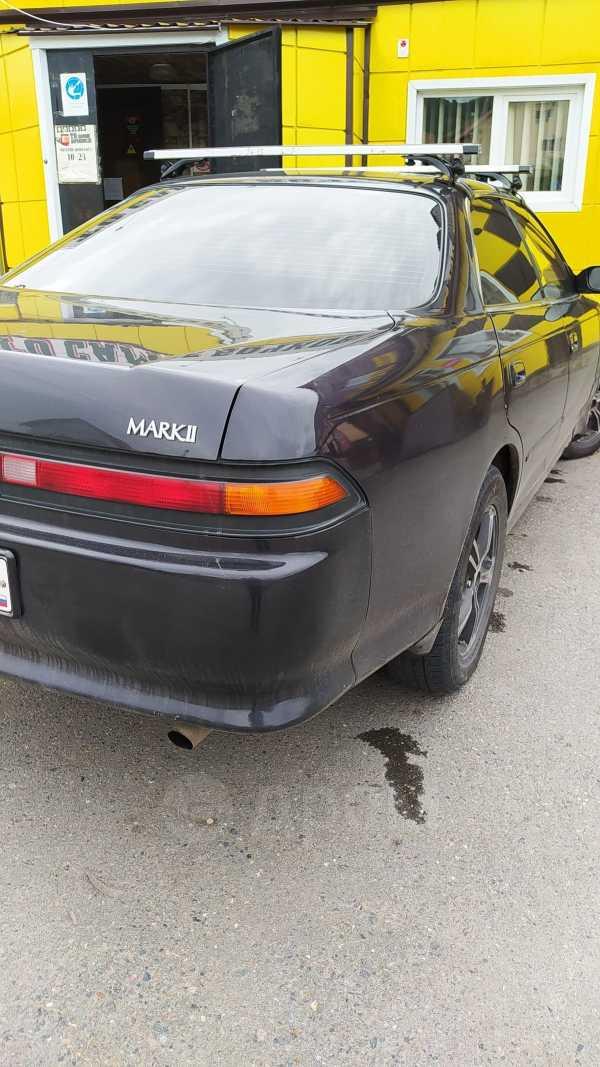 Toyota Mark II, 1993 год, 250 000 руб.
