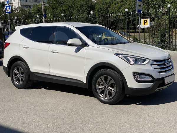 Hyundai Santa Fe, 2015 год, 1 375 000 руб.