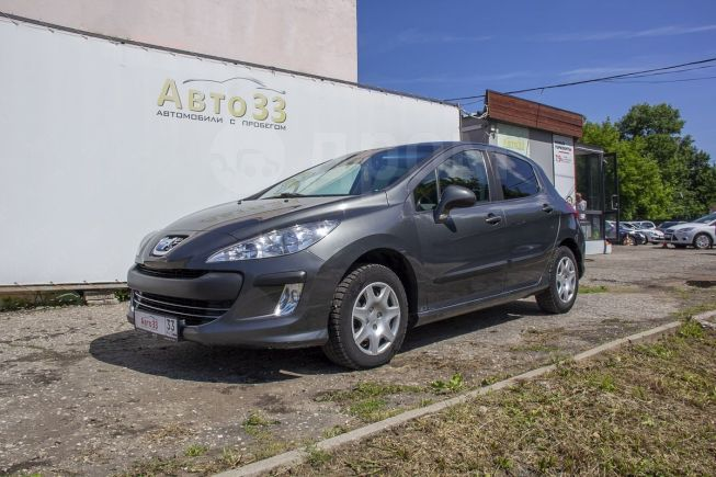 Peugeot 308, 2009 год, 325 000 руб.