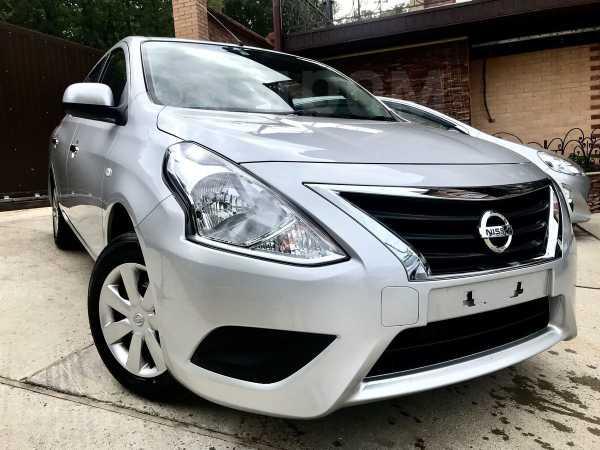 Nissan Latio, 2016 год, 525 000 руб.