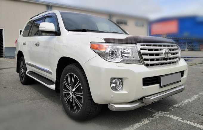 Toyota Land Cruiser, 2013 год, 2 650 000 руб.