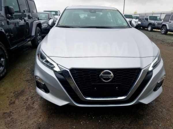 Nissan Altima, 2019 год, 1 896 393 руб.