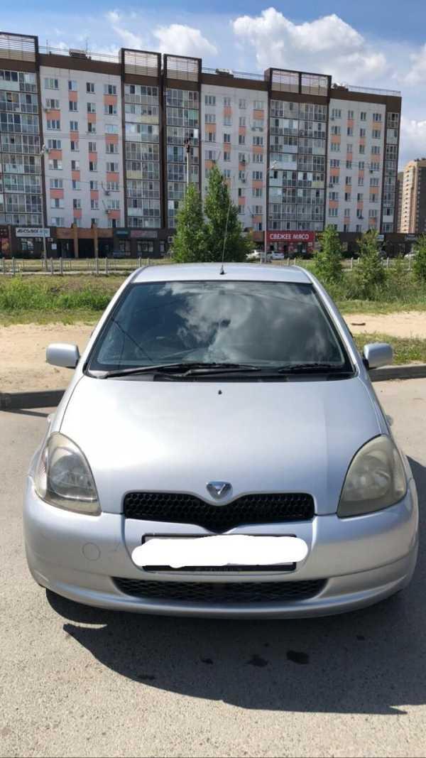 Toyota Vitz, 2000 год, 185 000 руб.