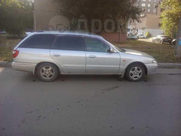 Mazda Capella, 2001 год, 115 000 руб.