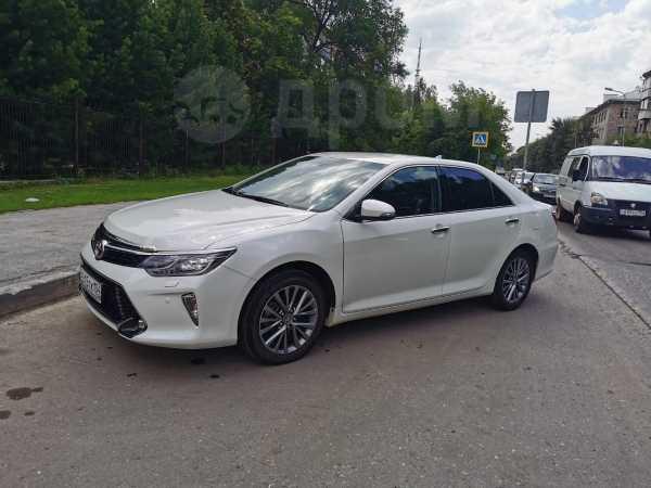 Toyota Camry, 2017 год, 1 760 000 руб.