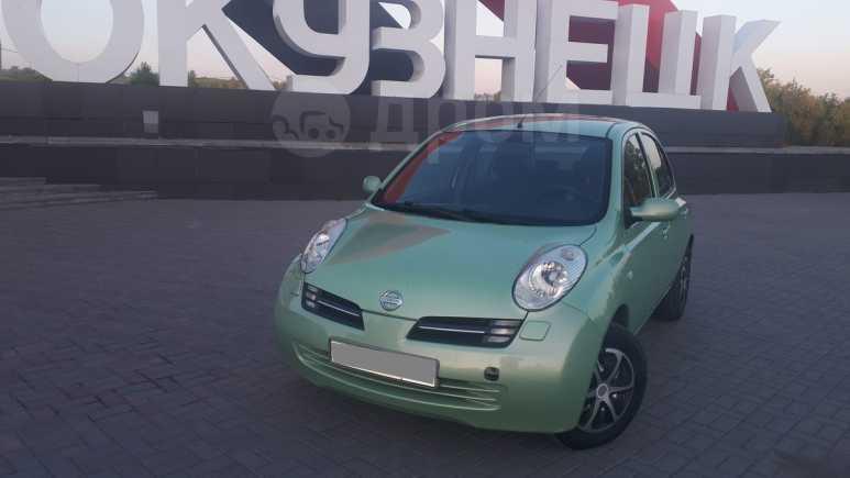 Nissan Micra, 2005 год, 270 000 руб.