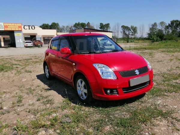 Suzuki Swift, 2008 год, 265 000 руб.