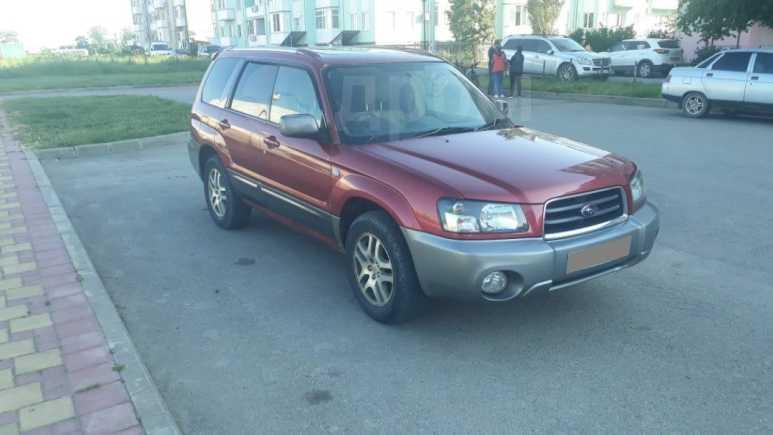 Subaru Forester, 2004 год, 370 000 руб.