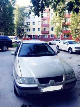 Нижневартовск Samand 2007