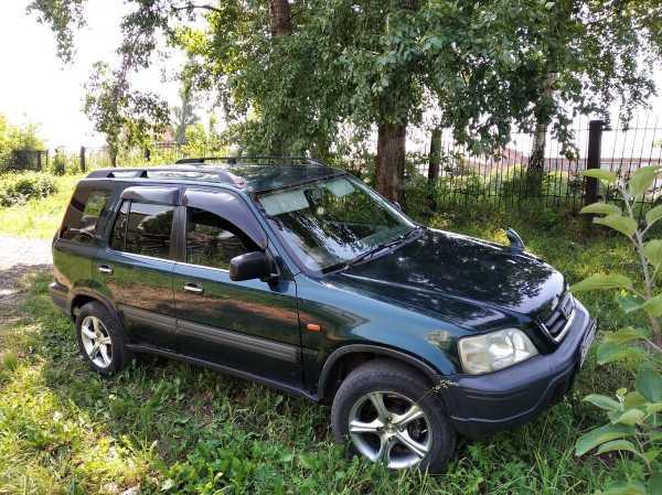 Honda CR-V, 1997 год, 215 000 руб.