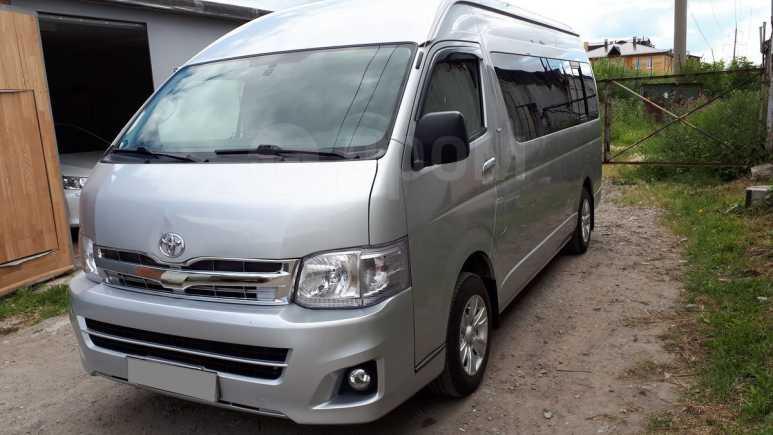 Toyota Hiace, 2007 год, 1 080 000 руб.