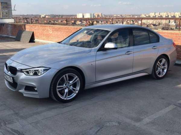 BMW 3-Series, 2018 год, 1 820 000 руб.