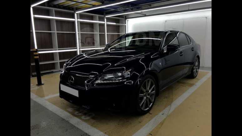 Lexus GS350, 2014 год, 2 000 000 руб.