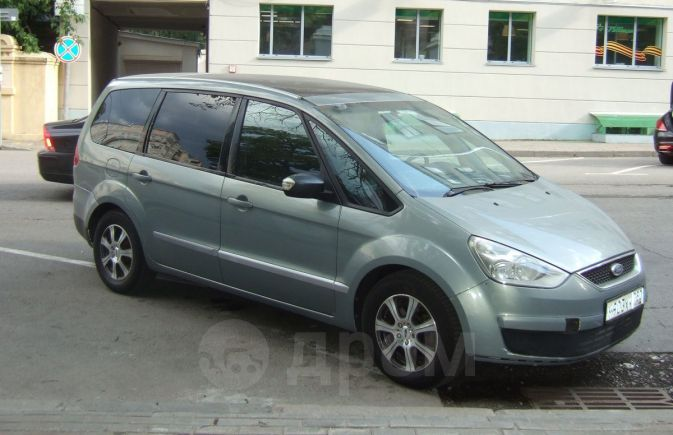 Ford Galaxy, 2008 год, 589 000 руб.