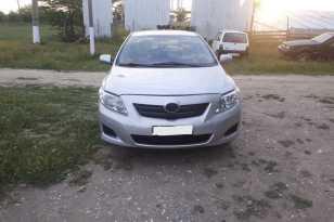 Наурская Corolla 2007