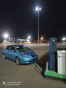 Оренбург Nissan Leaf 2013