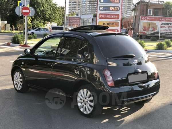 Nissan Micra, 2006 год, 345 000 руб.