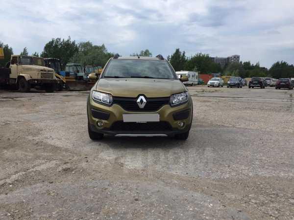 Renault Sandero Stepway, 2016 год, 510 000 руб.