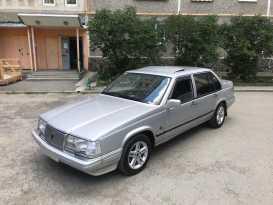 Екатеринбург Volvo 960 1991