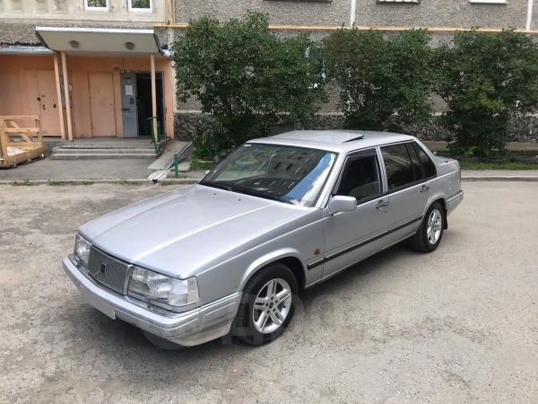 Volvo 960, 1991 год, 140 000 руб.