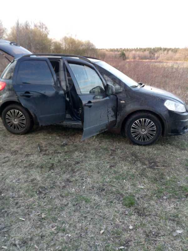 Suzuki SX4, 2007 год, 300 000 руб.